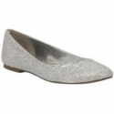 Colorful Creations Lava Kim Silver Evening Shoes Size-8B (M) US Womens
