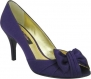NINA Women's Forbes (Grape Satin 6.0 M)