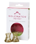 Solemates High Heeler, Classic Gold